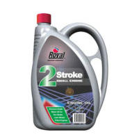 Two Stroke engine oil - Royal Lubricants